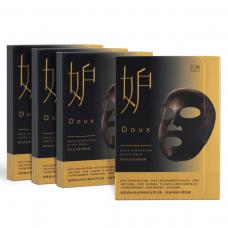 備長炭金箔活膚面膜x4盒